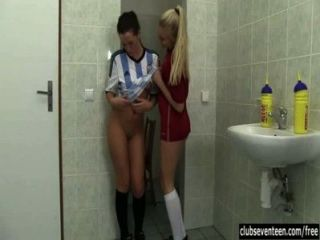 Teens Fuck In Bathroom 34