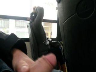 Mostrando Mi Pene En El Bus