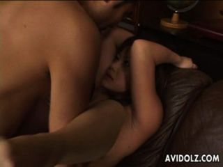 Kinky Asian Slut Has Anal Sex