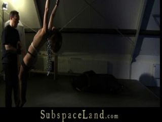 Teenager Slave Girl Enslaved For Kinky Play In The Attick