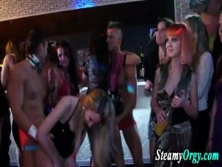 Party Teens Lose Clothing