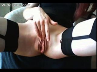Amazing Redhead With A Wide Cunt 03