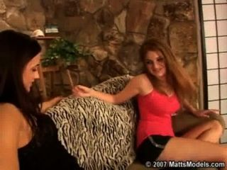 Georgia Jones And Faye Reagan Eat Each Others Pussy Part 1