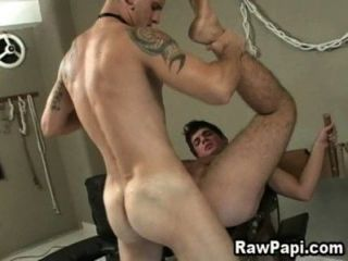 Latino Ethnic Gay Bareback Sex