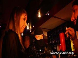 Flotter Dreier mit Lena Nitro und Kitty Core