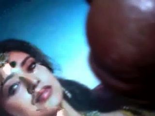 Chennai Guy Cum Tribute For Actress Shreya