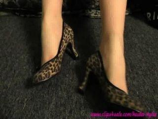 Heidee Got Shoes Hd Trailer