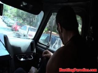 Courtney Cummz On Bountry Hunters Cock