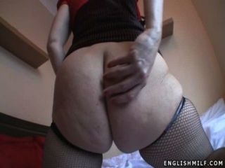 Big Ass English Milf Daniella Pov Dildo Fuck
