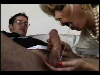 image Stepmom seduce stepson to fuck her while dad away