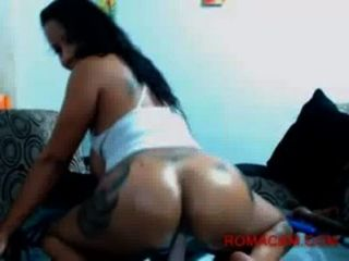 Latina With Big Ass Amp Tits Rides Your Dick On Webcam