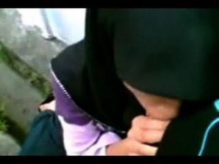 Jilbab Main Lilin