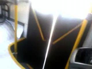 Gostosa No Bus