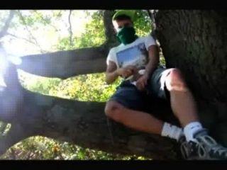 Gay Teen Boy Wanked In Woods