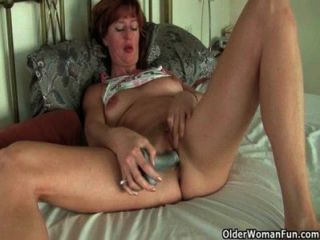 British Milfs Love Masturbating With Sex Toys