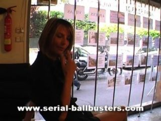 Ballbusting-at-work