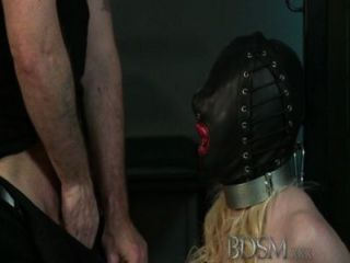 Bdsm Xxx Tattooed Slaves Are Suspended And Made To Cum