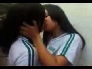 Desi Lesbian Sex In College Campus