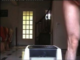 A Sexy Fit French Hottle With Sweet Ass & Tool Pumps N Dumps His Pussy Toy