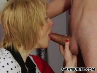 Amateur Girlfriend Full Blowjob With Cum In Mouth