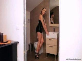 Sexy Czech Erotic Model Jennifer Max Has A Hot Ass