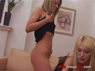 Lesbian Groupsex Orgy