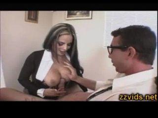 Mikayla Mendez Office Fuck