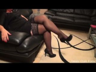 Molly High Heels Dangling Promo Video