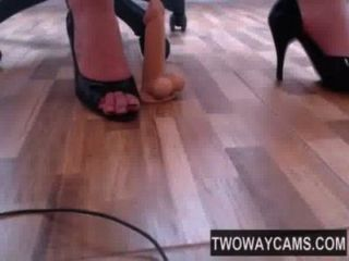 cam ass and feet