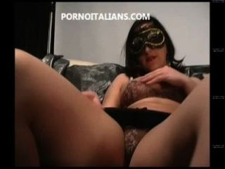 Amateur Masturbation Italian - Porno Amatoriale Italiano