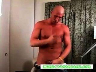 Maxx Diesel Cum Eating Jerk Off