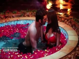 Mid Night Summer Sara Khan Hot Scenes