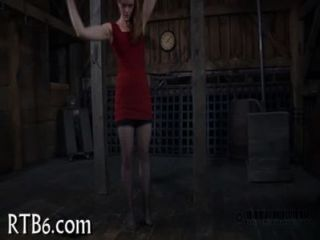 Sexy Castigation For Pleasant Slaves