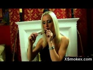 Mega Titty Fetish Smoking Hoe Nude Solo