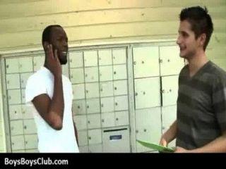 Muscled Black Gay Boys Humiliate White Twinks Hardcore 20