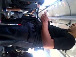 Policia Argentino Abultado