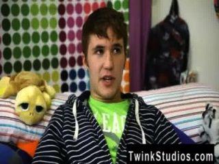 Twink Video Kain Lanning Is A Molten Little Boy From Iowa. He