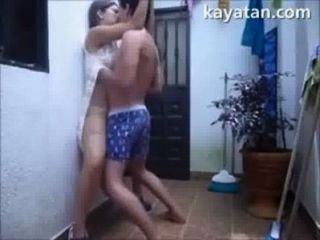 Patayo Na Sex Position Ang Filipina Couple