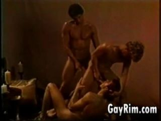 Vintage Gay Foursome