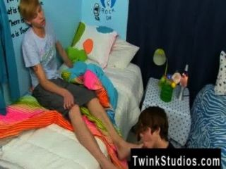 Hot Twink Kyler Moss And Nick Duvall Get Into Some Sweet And Gloppy