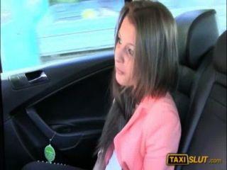 tessa taxi lesbian fre fare