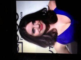 Alison Brie Cum Tribute