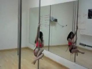 Marimar Pole Dance 1