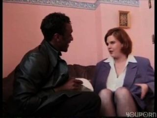 Youporn - Huge Boobs Gets Her Fill Of Large Black Cock