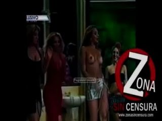 Monica Cabrejos Topless