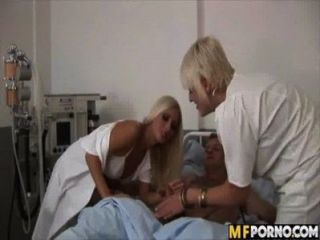 Hospital Orgy Adelle, Chintia Flower, Jasmine Black, Tilly Hardy 1
