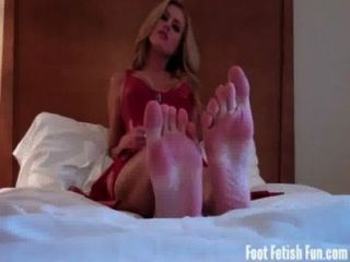 Open Your Mouth And Worship My Perfect Feet