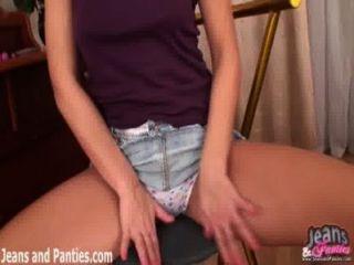 Mimmie Flashing Her Panties At You