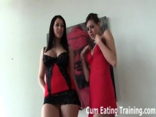 Eat Up Every Last Drop Of Your Own Cum Cei