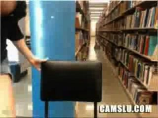My Super Cute And Pretty Asian Library Cam Girl Gets Caught